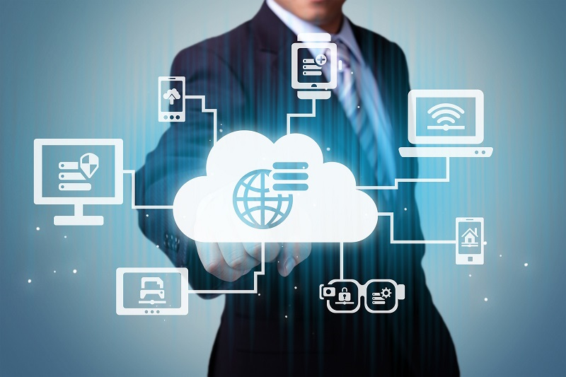 Why company adopt cloud service? 4 benefits for using cloud service.