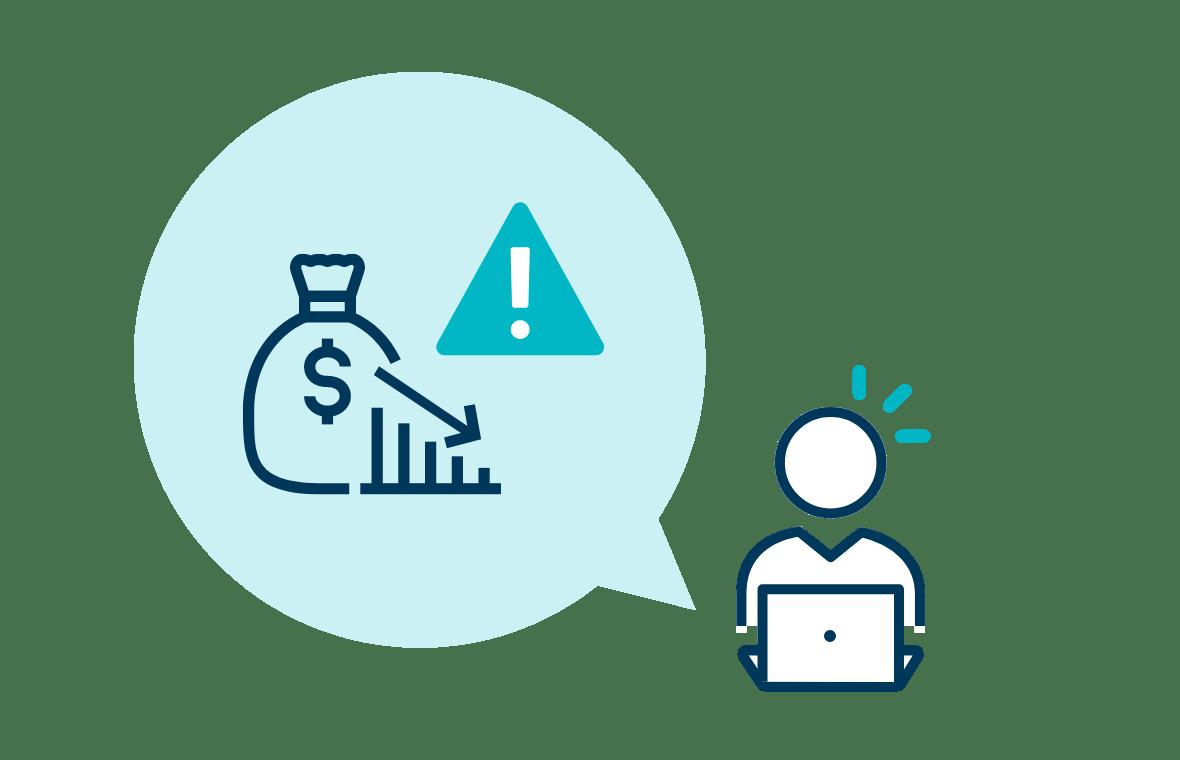 資金ショート防止のイメージ